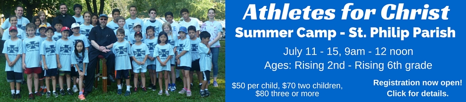Athletes for Christ Summer Camp