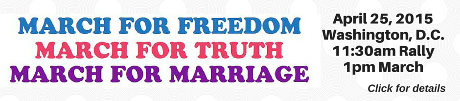 2015 March for Marriage