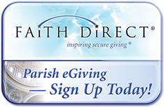 Sign up for Faith Direct Online Giving